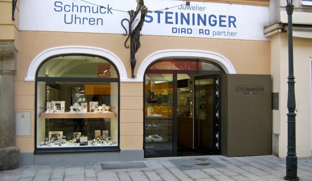 Foto von Juwelier Uhrmachermeister Steininger